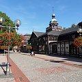 Deptak w Szczawnie Zdroju to miłe wrażenie dla oczu :) #SzczawnoZdrój #uzdrowisko #kurort