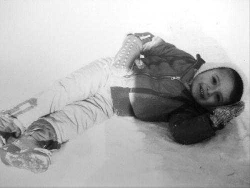 Śnieg! #Krzysior #ŁÓdź