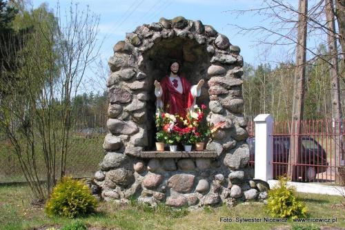 Foto Sylwester Nicewicz - Odpust w Kuziach #Kapliczka #Kościół #odpust #Kuziach #Wojciech #Wojciecha #gmina #Zbójna #woj #podlaskie
