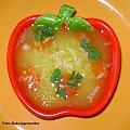 Zupa ryżowa . Przepisy do zdjęć zawartych w albumie można odszukać na forum GarKulinar . Tu jest link http://garkulinar.jun.pl/index.php Zapraszam. #zupy #ryżowa #krupniki #obiady #przekąski #gotowanie #jedzenie #kulinaria #PrzepisyKulinarne