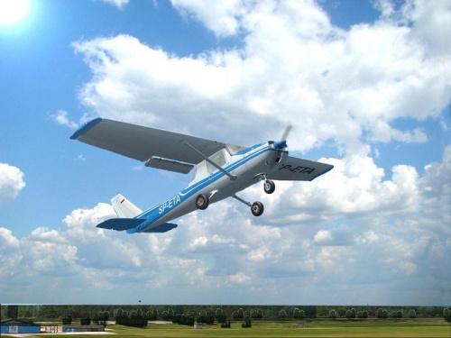 #Cessna152 #FS2004