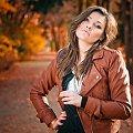 Roksana #kobieta #dziewczyna #portret #park #jesień #nikon #passiv #airking