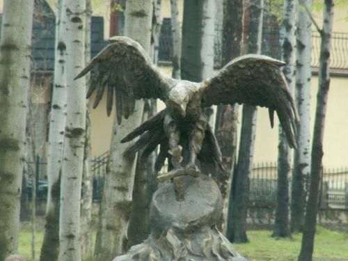 Zakopane, maj 2008 #Pomniki