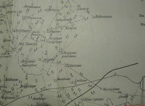 okolice Tokarzewa, Strzyżewa Kościelnego