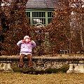 #Rokokogarten #ogród #ławka