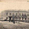 Radom ok. 1910 - gimnazjum #Radom #gimnazjum #szkoła
