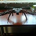 Silniki na ramie #budowa #modelarstwo #quadrocopter #wiicopter