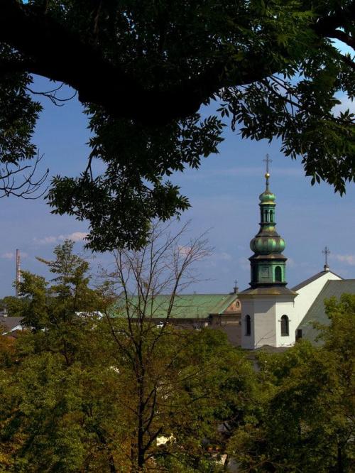 #Kraków #OkoliceWawelu #architektura