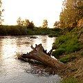 #woda #krajobraz #piasek #rzeka #widok #pejzaż