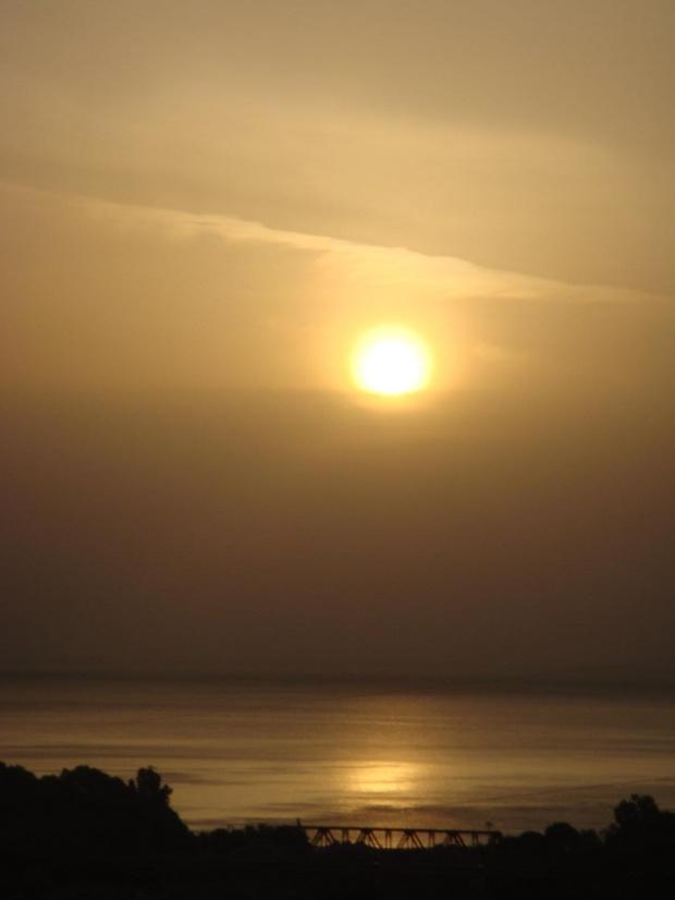 Wakacje we Włoszech #Wschód #słońca #WKalabrii