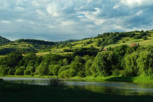 w dolinie Popradu