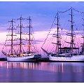 Gdynia - wschód Słońca (The Tall Ships' Races 2009) #Lębork #SławomirŁukaszuk #PentaxK10D #Pentax #Gdynia #skwer #statek #WschódSłońca #morze #żaglowce #FotografiaCyfrowa #fotografia #zdjęcia #Wakacje2009 #wakacje #aparat #statki