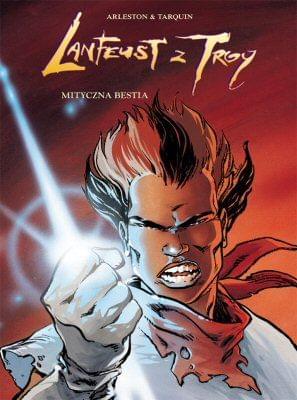 Lanfeust z Troy - 8 - Mityczna bestia