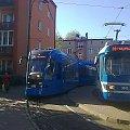 #Bombardier #NGT8 #MPKKraków #tramwaj #niskopodłogowy