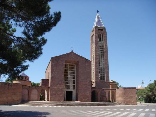 Kościółek w Fertili