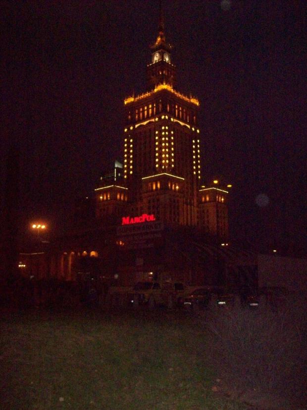 PKiN w Warszawie #krajobraz #warszawa #kultura