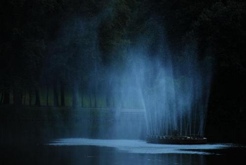 #Polska #fontanna #Nałęczów