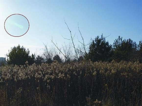 Bydgoszcz: UFO sfotografowane nad Fordonem?