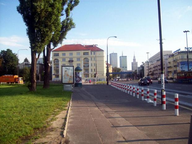 Warszawa- al. Niepodległości #budynek #warszawa #widok