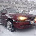 Winter 12/2012 #c16nz #jamdbw #kolding #opel #vectra #viki