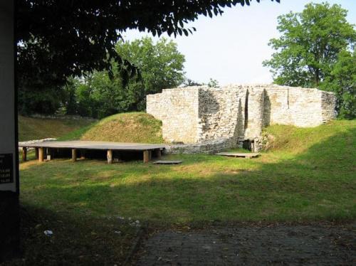 #Sławków #Bolesław #Zamek #Ruiny