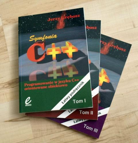 Symfonia C++ - 3 TOMY [eBook PL]