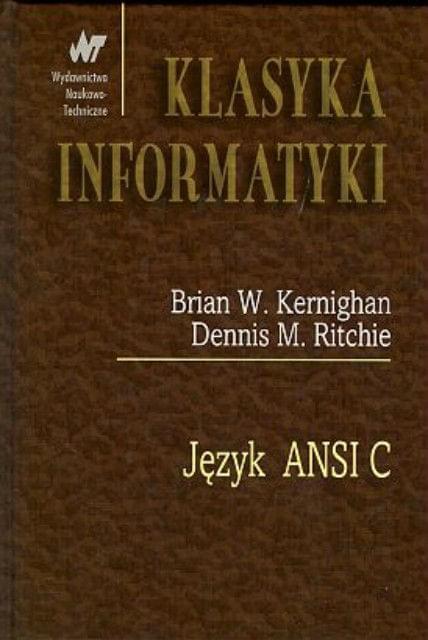 Jêzyk ANSI C. Programowanie [eBook PL]