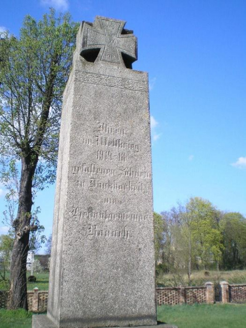 Pomniki poświęcone ofiarom I wojny światowej 5f2fa4ef2b3e2889med