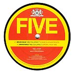 Brand Image / 'Lectric Workers Feat Funny Randon ‎– Five 12