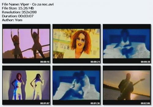 Viper - Co Za Noc (2000)