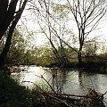 Rzeka Warta - Mirów - Częstochowa #Warta #rzeka #krajobrazy