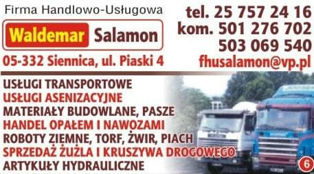 FH-U Waldemar Salamon