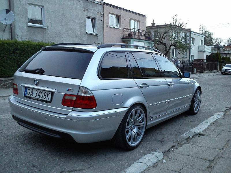 bmw 320d touring m pakiet by crissi 3miasto strona 2 bmw e46 forum. Black Bedroom Furniture Sets. Home Design Ideas