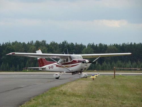 #Cessna172 #Łask2009