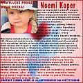 http://pomagamy.dbv.pl/ #Apel #ChoreDzieci #darowizna #schorzenie #OpiekaRehabilitacyjna #Fiedziuszko #fundacja #PomocCharytatywna #PomocDzieciom #PomocnaDłoń #rehabilitacja #sponsor #sponsoring #NoemiKoper #NiedorozwójNerwuWzrokowego #ApelOPomoc