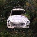 Trabant 601 Kombi #Trabant #staruszek #PRL
