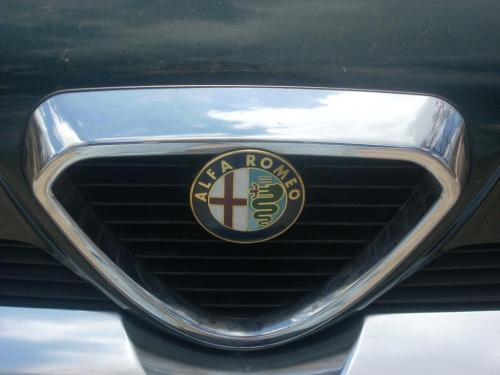 Scudetto Alfa Romeo 164 Super #Scudetto #AlfaRomeo #Alfa164 #logo