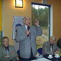 Przemawia Prezes ZBZZ i ORWP w Opolu, płk w st. spocz Zbigniew Owczarek #Osoby #organizacje