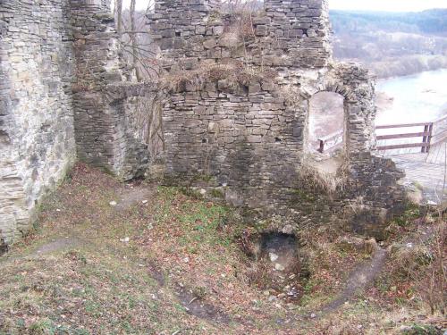 :) #rzeka #ruiny #zamek