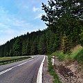 Ku Cervenej Skale #Słowacja #szosa #droga #NiżneTatry