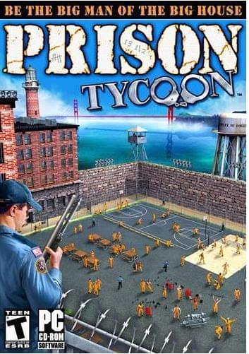 Prison tycoon + spolszczenie