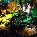 Bykowina, szopka w kościele św. Barbary 2009 #Bykowina #szopka