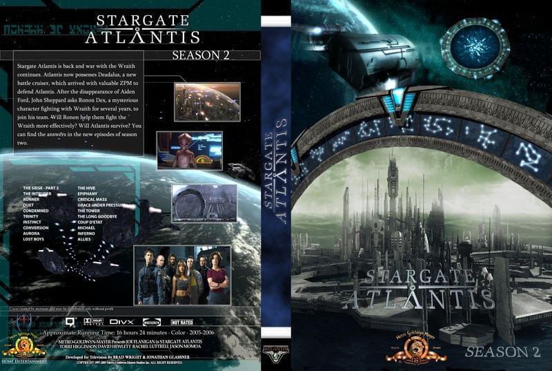 [RS] Gwiezdne Wrota: Atlantyda/Stargate Atlantis - Season 2 [ LEKTOR PL ]