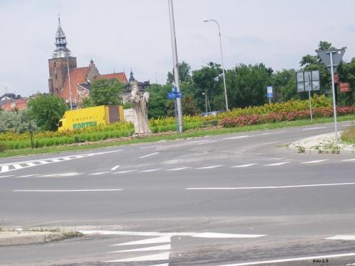 Rondo sulejowskie w Piotrkowie Tryb