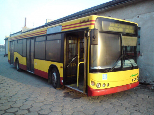 Neoplan K4016td nowy nabytek z Żyrardowa. #mzk #TomaszówMaz