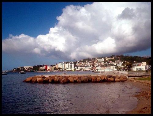 Martynica - Fort de France #WyspyKaraibskie #Martynica #FortDeFrance #wyspa
