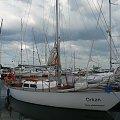 s/y Orkan gotowy do rejsu #rejs #Bałtyk #Gdynia #SyOrkan