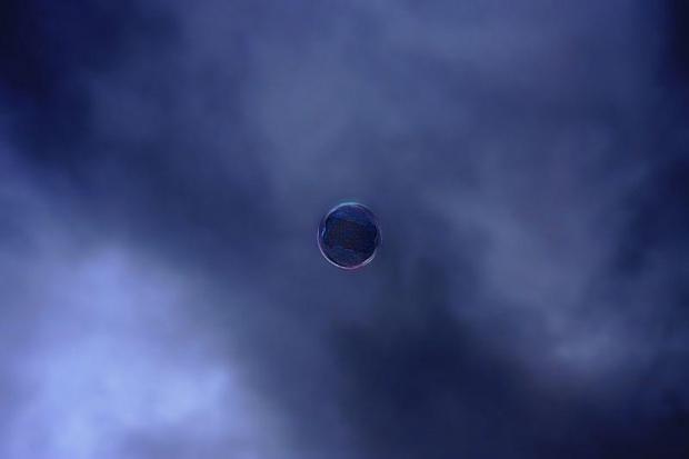 #bańka #BańkaMydlana #niebo #chmura