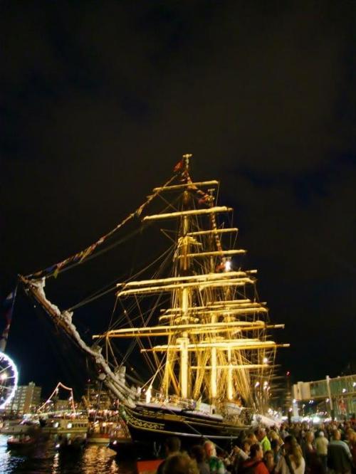 sail amsterdam 2010