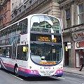 Autobus dwupiętrowy w Centrum :) #bus #autobus #glasgow #centrum #dwupiętrowy #city #centre